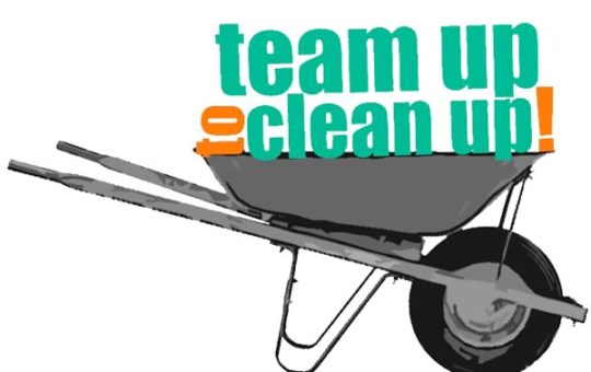 Team up to Clean up!